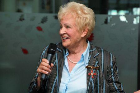 Monika Gerbas erhält das Bundesverdienstkreuz